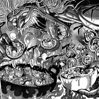 Toriko: Glory to Gluttony
