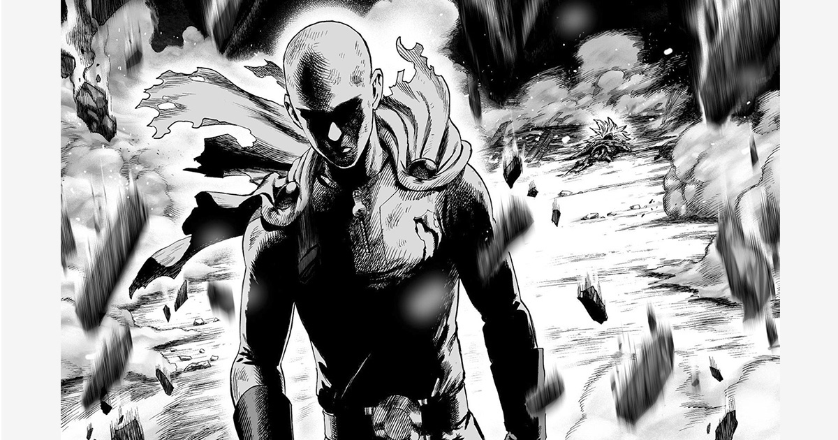 Top Five Epic Moments In One Punch Man Oppaihoodie Com