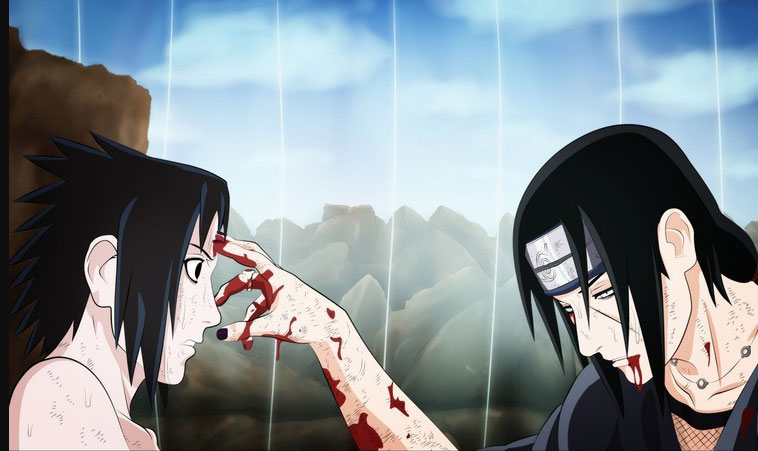 Death scenes in Naruto