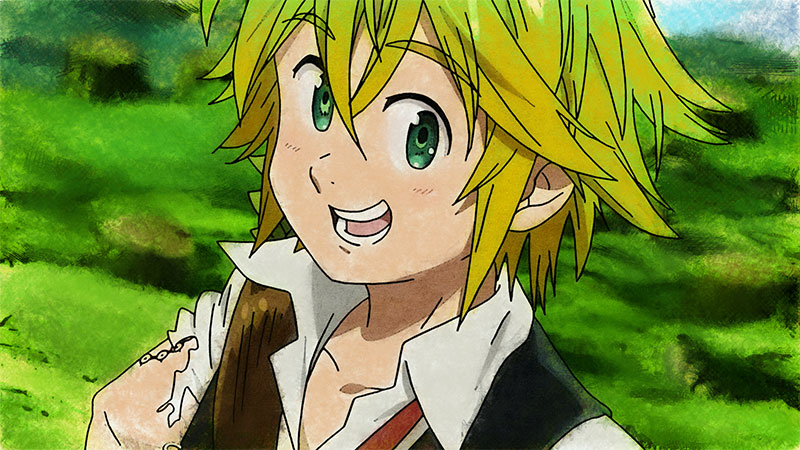 The illustration from The Seven Deadly Sins 3
