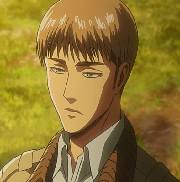 Sexiest Male Characters in Attack on Titan. Jean Kirstein
