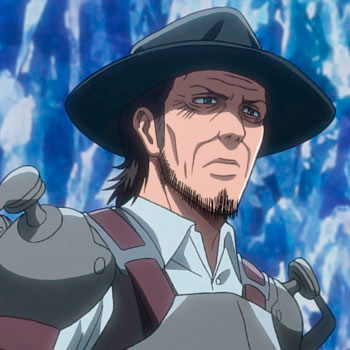 Sexiest Male Characters in Attack on Titan. Kenny Ackerman