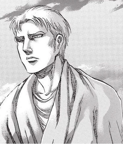 Sexiest Male Characters in Attack on Titan. Reiner Braun